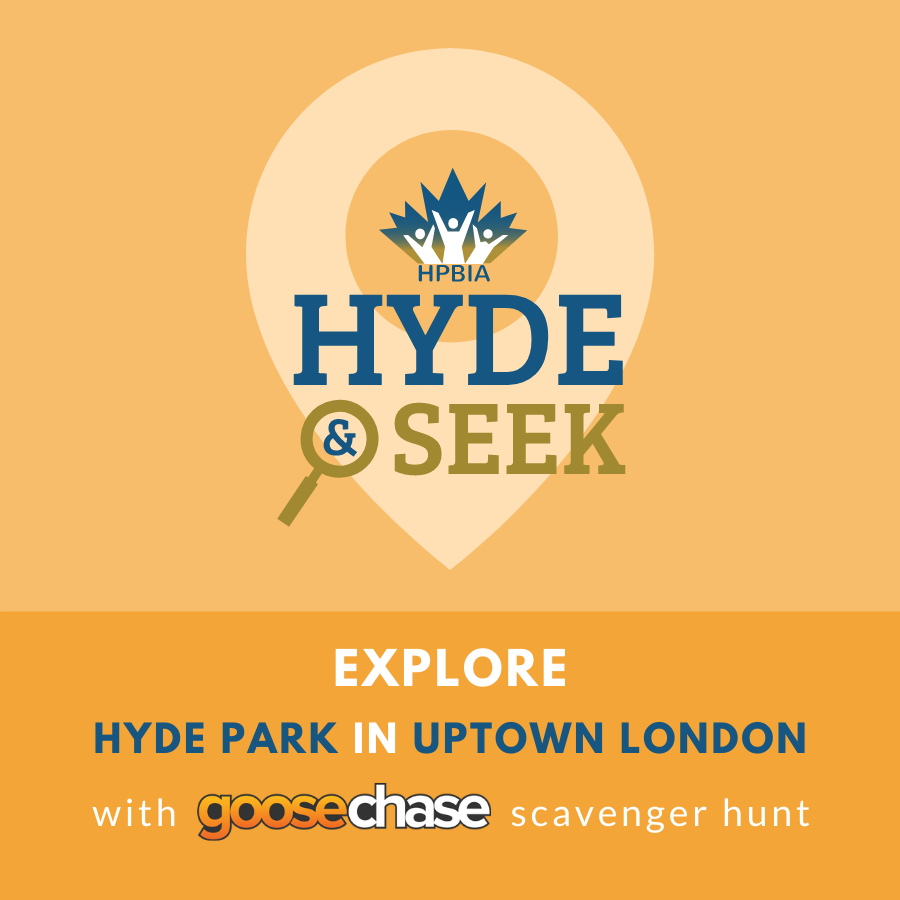 hyde and seek with goosechase